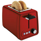 Hamilton Beach 2 Slice Modern Toaster - Metallic Red - 22793C