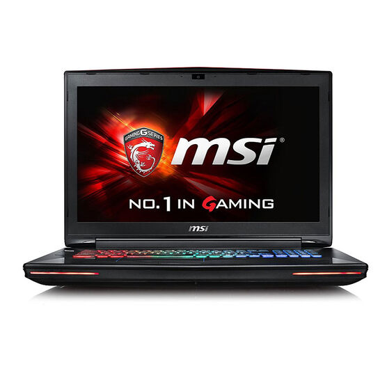 MSI GT72S 6QE-835CA 17.3-inch Notebook