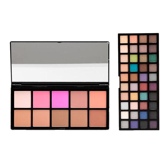 e.l.f. Eye Shadow Palette - 50 Piece