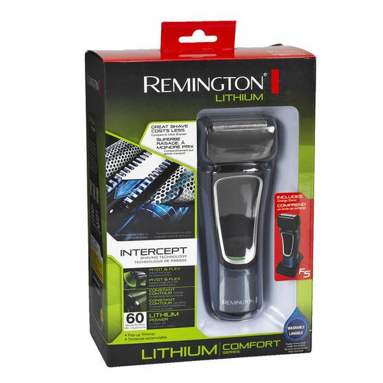 Remington F5 Comfort Series Foil Shaver - PF7500XLPC