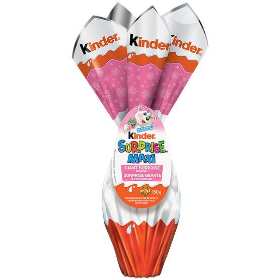 Kinder Surprise Egg - Maxi Pink - Assorted