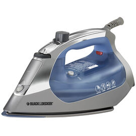 Black & Decker Precision Point Professional Steam Iron - IR1160NC