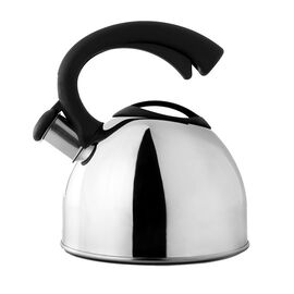 Fresco Polished Stainless Steel Kettle - 2.5L
