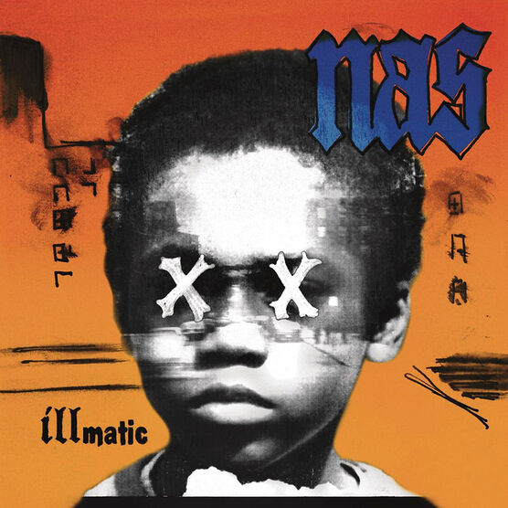 Nas - Illmatic XX - Vinyl with Download Code