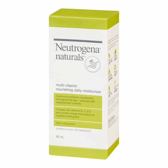 Neutrogena Naturals Multi-Vitamin Moisturizer - 88ml