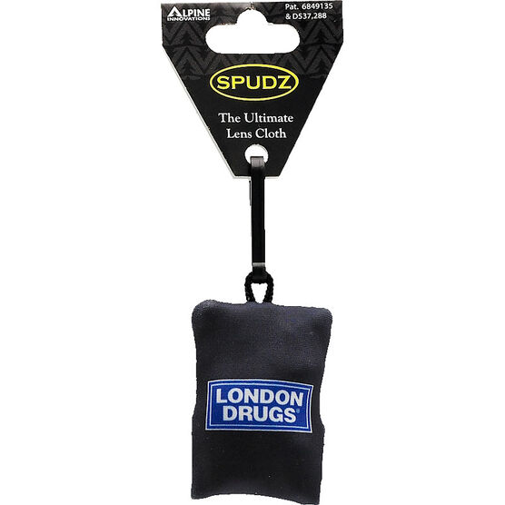 LD Spuds Cleaning Cloth - Black