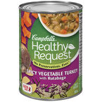 Campbell's Healthy Request Soup - Spicy Vegetable Turkey - 540ml