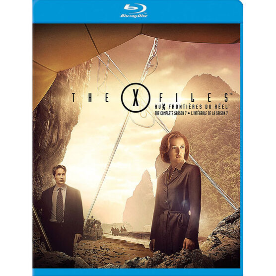 The X-Files: The Complete Season 7 - Blu-ray