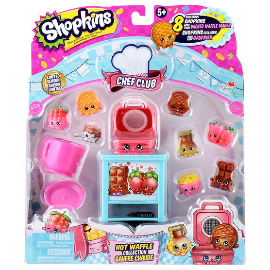 Shopkins S6 Themed Packs - Assorted