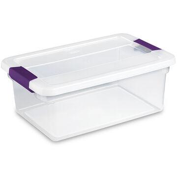 Sterilite ClearView Latch™Box - 14L