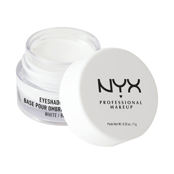 NYX Professional Makeup Eyeshadow Base - White
