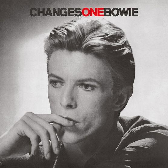 David Bowie - Changesonebowie - CD