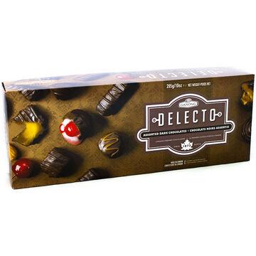 Ganong Delecto Dark Chocolates - 285g