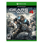 PRE-ORDER: Xbox One Gears of War 4