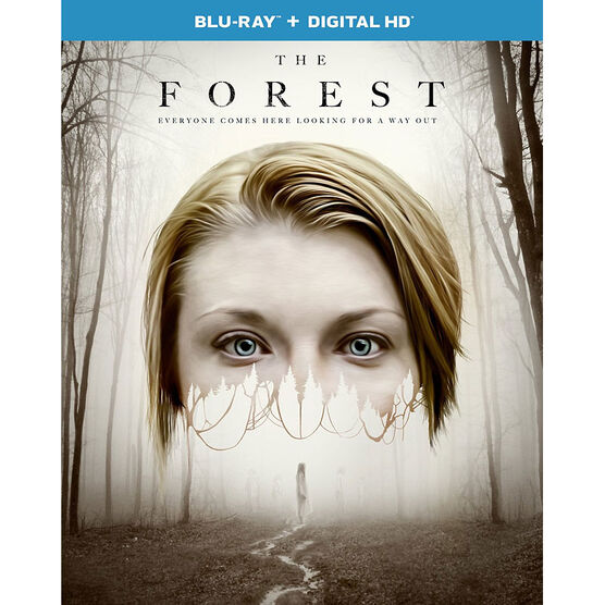 The Forest - Blu-ray