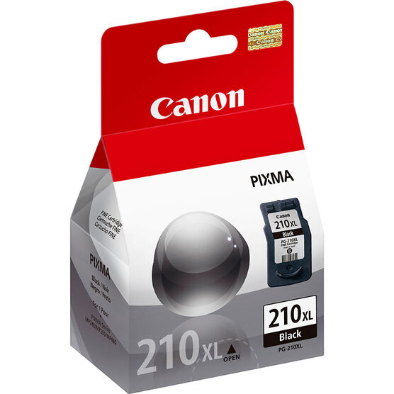 Canon PG-210XL High Capacity Ink Cartridge - Black