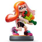 Nintendo Amiibo Splatoon Inkling Girl