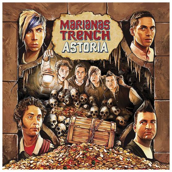 Marianas Trench - Astoria - CD