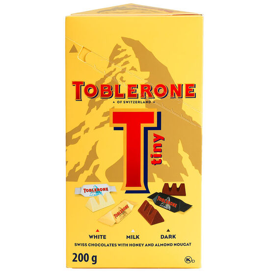 Toblerone Tiny - Assorted - 200g