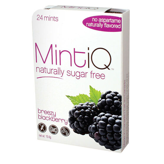 Mint IQ - Blackberry - 15.6g