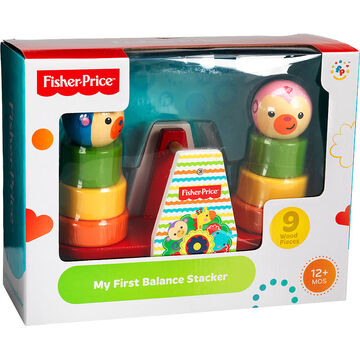 Fisher-Price My First Balance Stacker