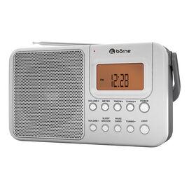 Borne AM/FM Shortwave Radio - White - PR400SW