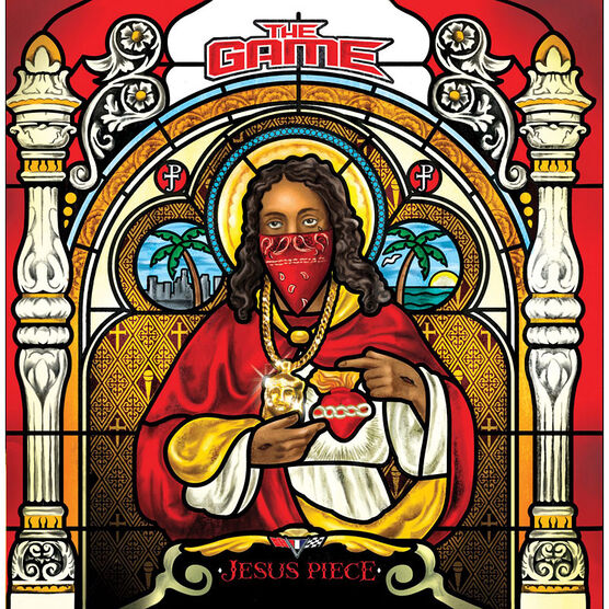 The Game - Jesus Piece (Deluxe) - CD