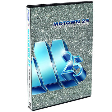 Motown 25: Yesterday, Today, Forever - DVD