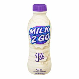Dairyland Milk 2 Go 1% - 473ml