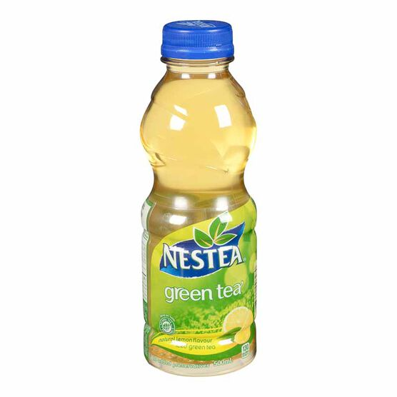 Nestea Lemon Green Tea - 500ml