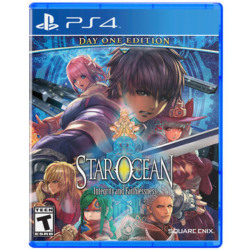 PS4 Star Ocean: Integrity and Faithlessness