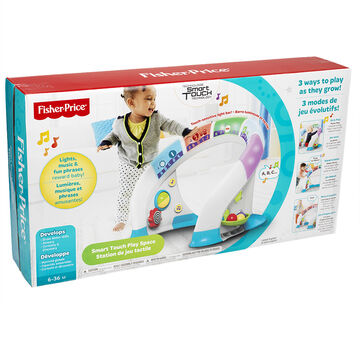 Fisher-Price Bright Beats Smart Touch Play Space - CFM96