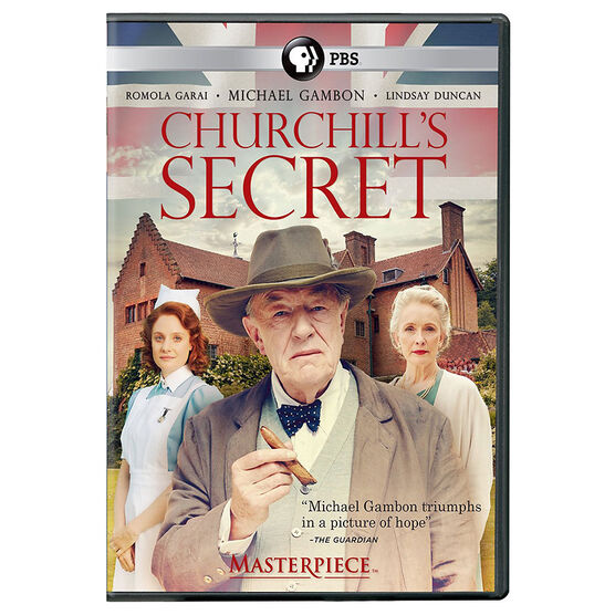 Churchill's Secret - DVD