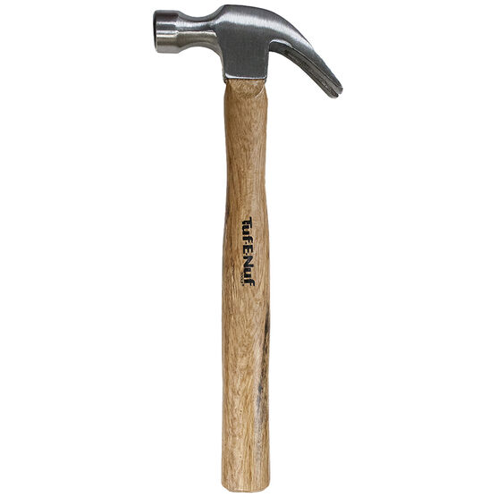 Tuf-E-Nuf Claw Hammer with Wooden Handle - 16oz