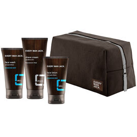 Every Man Jack Shave Kit - Signature Mint - 4 piece