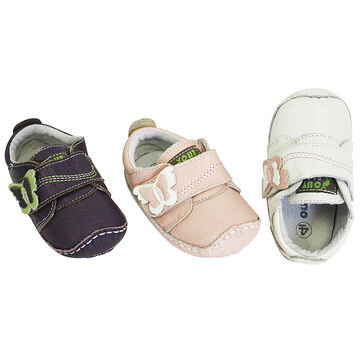 Outbaks Leather Sneaker Assorted- Girl's