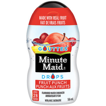 Minute Maid Drops - Fruit Punch - 56ml