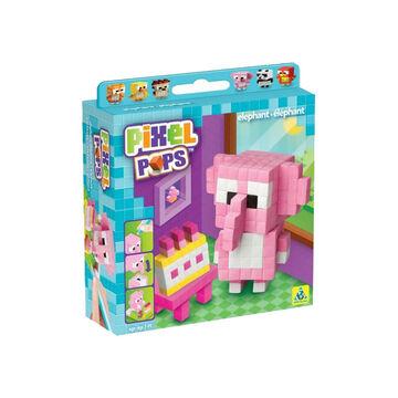 Pixel Pops - Elephant