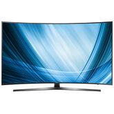 "Samsung 55"" Curved 4K UHD TV - UN55KU7500FXZC"