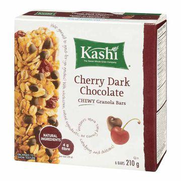 Kashi Chewy Granola Bars - Cherry Dark Chocolate - 6 pack - London ...