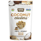 Hippie Snacks Coconut Clusters - Sesame Snap - 56g
