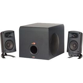 Klipsch 2.1 Speaker System - Black