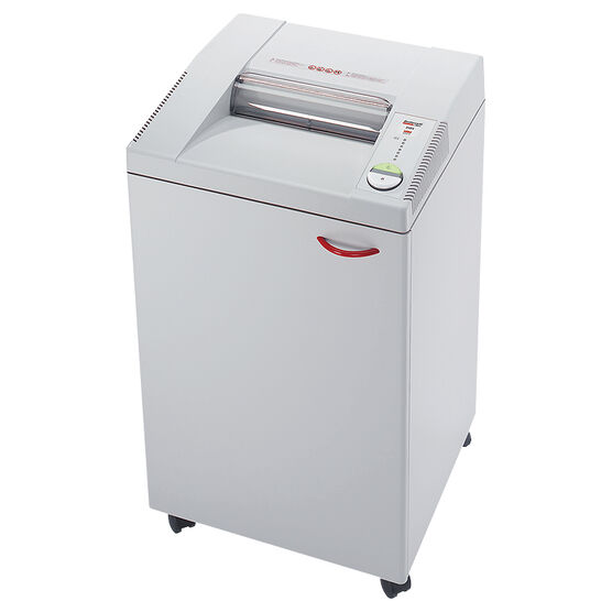 Destroyit 3104 Cross Cut 2x15mm Paper Shredder - Office Grey - DSH0316