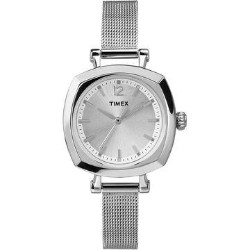 Timex City Helena - Silver - TW2P62900ZA