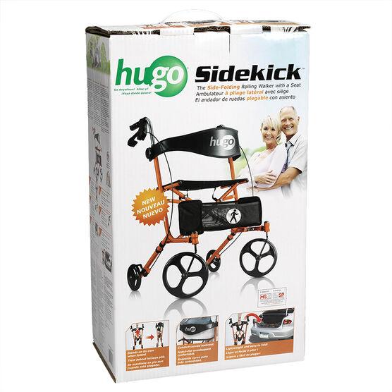 Hugo Sidekick Rollator - Tangerine