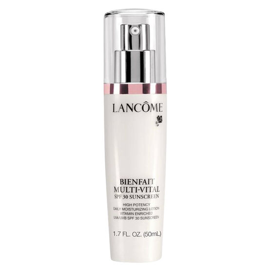 Lancome Bienfait Multi-Vital High Potency Daily Moisturizing Lotion - SPF 30 - 50g