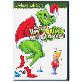 Dr. Seuss' How the Grinch Stole Christmas - DVD