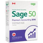 Sage 50 Premium 2 User - 2016
