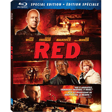 Red - Blu-ray
