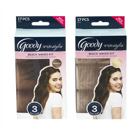 Goody Simple Styles Beach Waves Kit - Assorted - 17's
